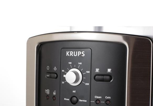 Ea 8010 krups к инструкция кофемашина