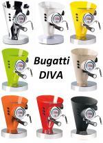 Кофеварка Bugatti DIVA-15-DIVACR/RU