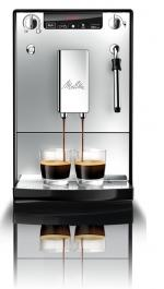 Кофемашина Melitta CAFFEO Solo&Perfect Milk серебристая (4001020)
