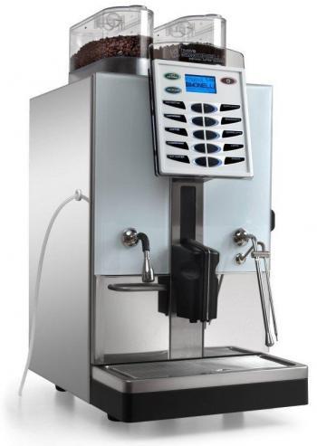 Автоматические кофемашины Nuova